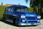 Very Cool Chevrolet Apache Suburban V8 Hot RodExcellent Throughout