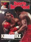 Mike Tyson Signed Sports Illustrated August 1987 Boxing Heavyweight Champ King