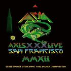 Asia - Axis XXX Live in San Francisco MMXII NEW SEALED 2CD + DVD SET