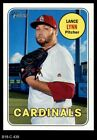 2018 Topps Heritage #439 Lance Lynn Cardinals NM MT