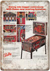 Bally Pinball Machine Playboy Hugh Hefner 10