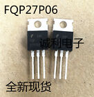 1PCS FQP27P06  TO220 NEW