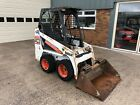 Bobcat463Loaderskidsteerbucketloader Kubota engineCompactDiesel Hours