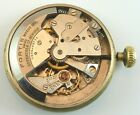 Fortis Wristwatch Movement - 17 Jewel Automatic - Spare Parts, Repair