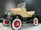 Pedal Car 1920 Ford Vintage T Midget Metal Collector READ FULL DESCRIPTION PAGE