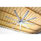 Commercial Fan Industrial Ceiling Extra Large 96 Inch Big Ass Energy Efficient