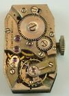 Concord Wristwatch Movement - Grade 17 Jewels - Spare Parts, Repair!