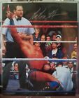 2015 Leaf Wrestling Signed 8x10 Photograph Edition 5