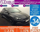 2010 VW SCIROCCO 14 TSI GOOD BAD CREDIT CAR FINANCE FROM 34 P WK