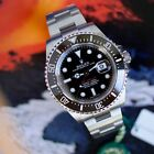 Rolex Sea-Dweller RED 126600 BRAND NEW with STICKERS 2018 Box/Papers/Warranty