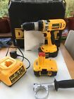 Dewalt 18v DC988 Combi Hammer Drill Driver XRP Boxed With Battery