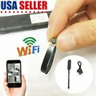Wireless Mini WIFI 1080P HD Spy Hidden Camera Pinhole DIY Micro DVR Nanny Cam