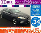 2012 FORD MONDEO 20 TDCI TITANIUM GOOD BAD CREDIT CAR FINANCE FROM 34 P WK