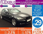 2010 BMW 318D 20 EXCLUSIVE EDITION GOOD BAD CREDIT CAR FINANCE FROM 29 P WK