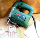BOSCH JIG SAW SELDOM USED AND GOOD WORKING CONDITION SOME NEW SPARE BLADES