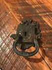 Antique Ice Box Latch Handle Door