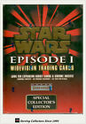 Star Wars Episode I Movie Widevision Trading Card Factory Box (36)- quality