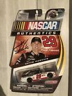 KEVIN HARVICK 29 2012 SPINMASTER 164 NASCAR AUTHENTICS AUTOGRAPH 1 of 50