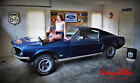 1968 Ford Mustang GT 1968 Ford Mustang Fastback GT J Code 302 1 of 534 Marti Report Real GT