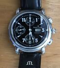 Maurice Lacroix Masterpiece Cronograph Watch in mint condition ( B