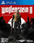 Used PS4 Wolfenstein II: The New Colossus Japan Import