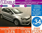 2014 VW POLO 12 MATCH EDITION GOOD BAD CREDIT CAR FINANCE AVAILABLE