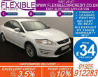 2013 FORD MONDEO 16 TDCI ZETEC BUSINESS EDT GOOD BAD CREDIT CAR FINANCE AVAIL