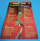 SWISS TECH SCREW-ALL 7-1 MULTI-TOOL