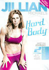 Jillian Michaels Hard Body Brand New Sealed DVD Exercise Fitness Workout Video