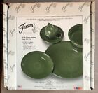 FIESTA WARE SAGE 5 PC PLACE SETTING NEW IN BOX