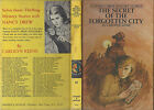NANCY DREW 52 THE SECRET OF THE FORGOTTEN CITY 1975B 2 2ND YELLOW PICTURE COVER