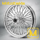 FAT SPOKE WHEEL 16X3.5 REAR FOR HARLEY SOFTAIL FATBOY SLIM DELUXE HERITAGE NEW