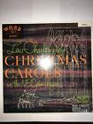 Christms Carols Lew Charles NBC Pipe Organ LP Records Vinyl Album WST 8154 RARE