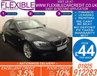 2010 BMW 330D 30 M SPORT AUTO GOOD BAD CREDIT CAR FINANCE FROM 44 P WK