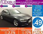 2012 BMW 320D 20 SPORT GOOD BAD CREDIT CAR FINANCE FROM 49P WK
