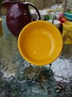 FIESTA 14 OZ petware BOWL marigold NEW nwt 1st