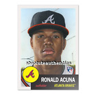 TOPPS LIVING SET 19 RONALD ACUNA RC LOT OF 10x BRAVES ROOKIE SP FREE SHIPPING