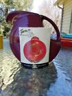 FIESTA CHRISTMAS ORNAMENT hlcca MEMBER EXCLUSIVE scarlet red 1ST 2014 nib