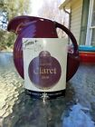 FIESTA CHRISTMAS ORNAMENT hlc FIRST FIRE claret wine 1ST 2016 nib