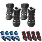 US Pet Dog Summer Shoe Puppy Protective Breathable Boots Anti Slip Paw Protector