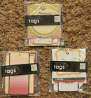 NIP Me  My BIG Ideas TAGS 11 pieces each Embellishments for Scrapbooking