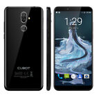 Cubot X18 Plus 5.99'' 4G Smarthone Android 8.0 4GB+64GB Dual SIM FM Fingerprint