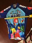 Mapei Latex Colnago Cycling Jersey Small Free Shipping