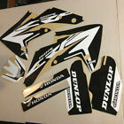 Honda CRF150R 2007-2017 graphics Black Highlight FREE SHIPPING!!!