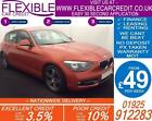 2014 BMW 118D 20 SPORT GOOD BAD CREDIT CAR FINANCE FROM 49 P WK
