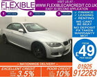 2010 BMW 320i 20 M SPORT CONVERTIBLE GOOD BAD CREDIT CAR FINANCE AVAILABLE