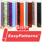 Siser EasyPatterns HTV Heat Transfer Vinyl for T Shirts by the Foot Yard Roll