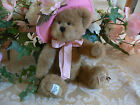 Vintage Boyds Bear-The Head Bean Collection-May T. Beary-Bear of the Month 2008