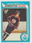 1979-80 TOPPS #18 WAYNE GRETZKY OILERS RC EX++ to EX-MT CENTERED L@@K
