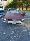 1967 Ford Mustang 1967 Ford Mustang Convertible